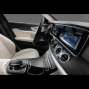 Interior of Mercedes-Benz E-Class available at Globe Motors