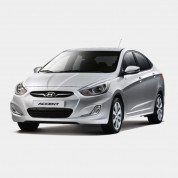 Brand New Hyundai Accent from Globe Motors