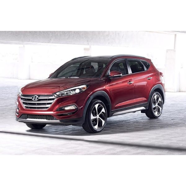 Buy brand new Hyundai Tucson 2018 at Globe Motors.
