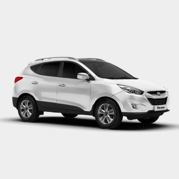 Hyundai Tucson at Globe Motors