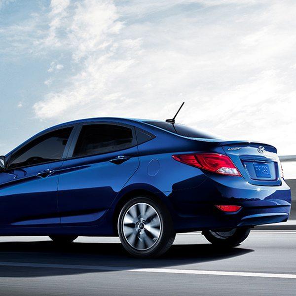 Brand New Hyundai Accent from Globe Motors