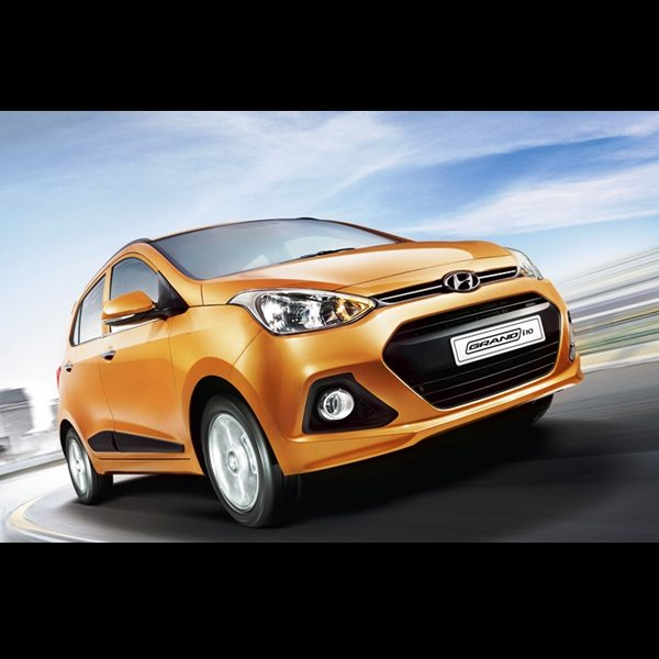 Brand New Hyundai Grand i10 - Globe Motors