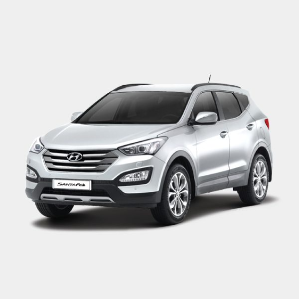 Brand new Hyundai Santa Fe available at Globe Motors - Hyundai showroom