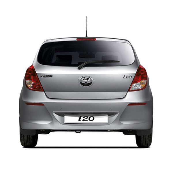 Hyundai i20 in Globe Motors