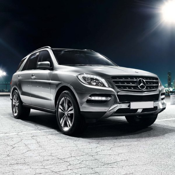 Brand New Mercedes - Benz M-Class - Globe Motors, Authorised Mercedes Benz Dealer