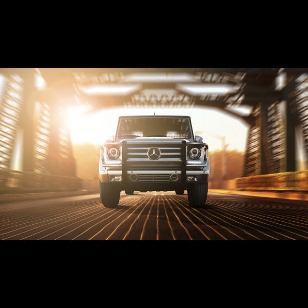 Mercedes benz g class globe motors for Mercedes benz corporate number