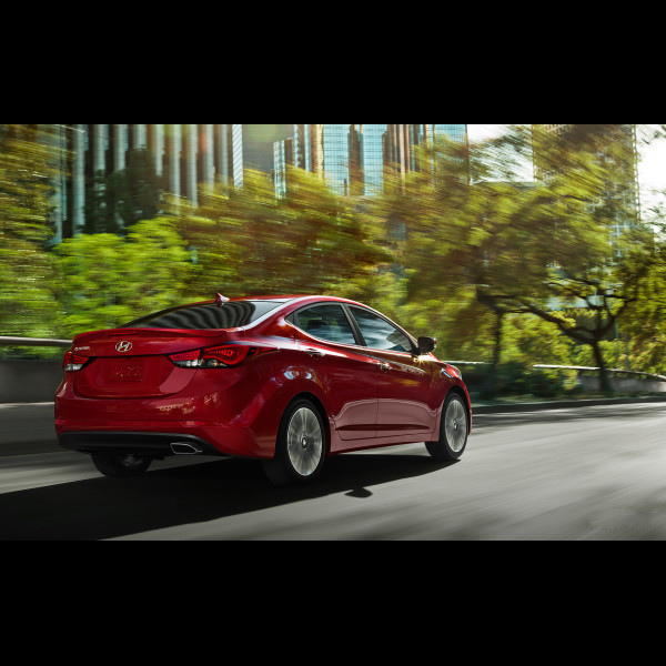 Brand new 2016 Hyundai Elantra available at Globe Motors - Hyundai showroom