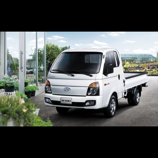 Brand new 2016 Hyundai H-100 at Globe Motors showroom nationwide