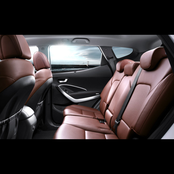 Brand new Hyundai Santa Fe available at Globe Motors - Hyundai showroom