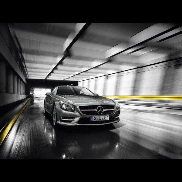 Brand New Mercedes - Benz SL-Class - Globe Motors, Authorised Mercedes Benz Dealer