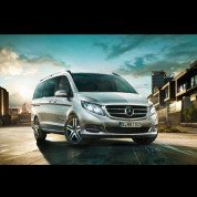 Brand New Mercedes - Benz V Class - Globe Motors, Authorised Mercedes Benz Dealer