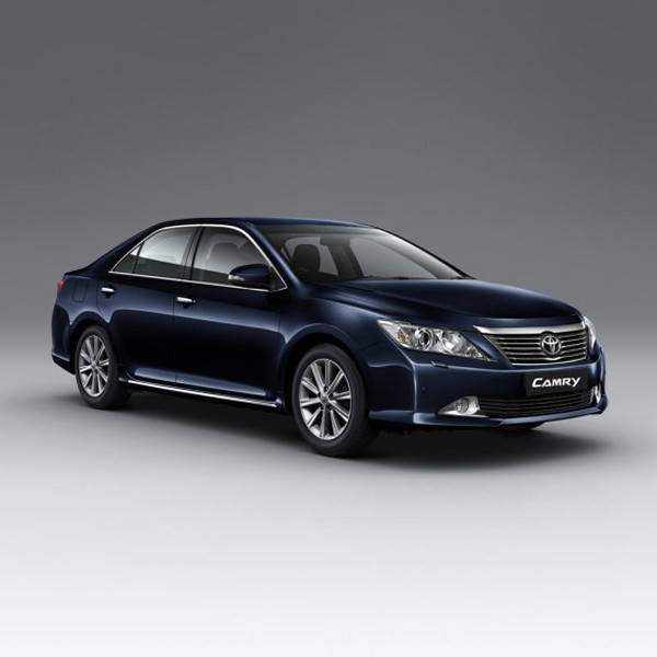 Buy brand new Toyota Camry from Globe Motors - Toyota, Lagos, Abuja, PHC