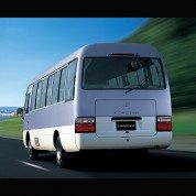 toyota coaster bus - Globe Motors