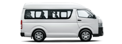 globe motors - hiace bus icon