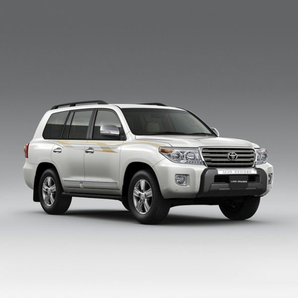 Buy brand new Toyota Land Cruiser from Globe Motors - Toyota, Lagos, Abuja, PHC