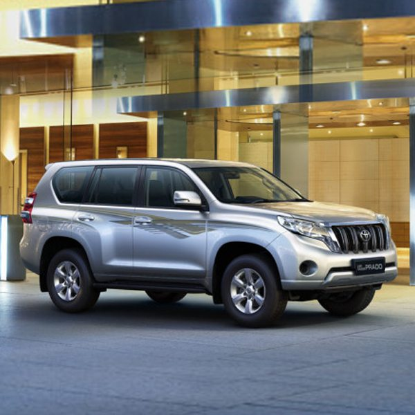 Buy brand new Toyota Prado from Globe Motors - Toyota, Lagos, Abuja, PHC