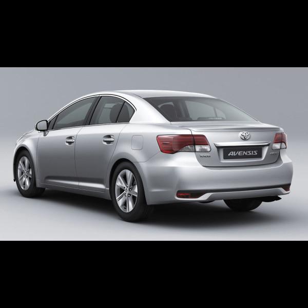 Buy brand new Toyota Avensis from Globe Motors - Toyota, Lagos, Abuja, PHC