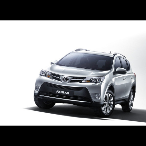 Buy brand new Toyota RAV4 from Globe Motors - Toyota, Lagos, Abuja, PHC