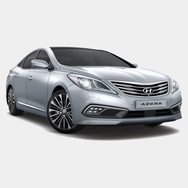 Brand new Hyundai Azera at Globe Motors - Hyundai showroom
